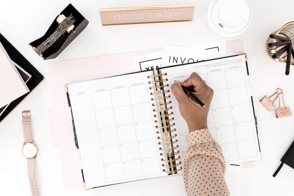 plan a productive day