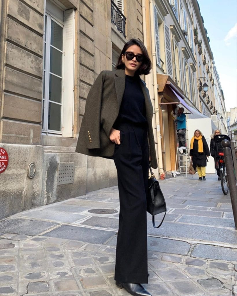 french style influencer