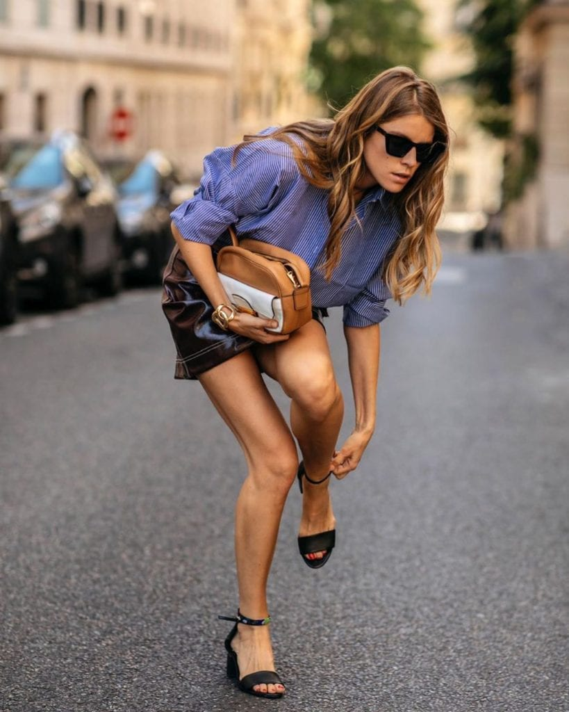 french style blogger