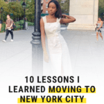 Moving to New York City As A Single Black Woman Alone Experience
