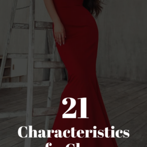 characteristics of a classy woman