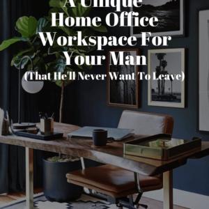office ideas for men