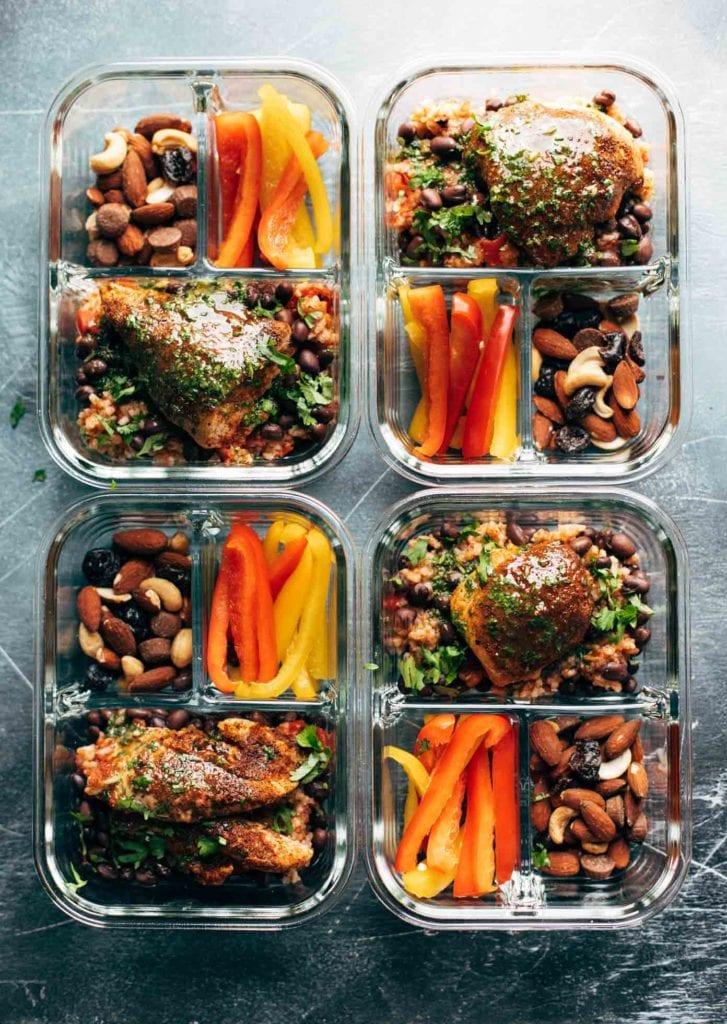 chicken meal prep recipe