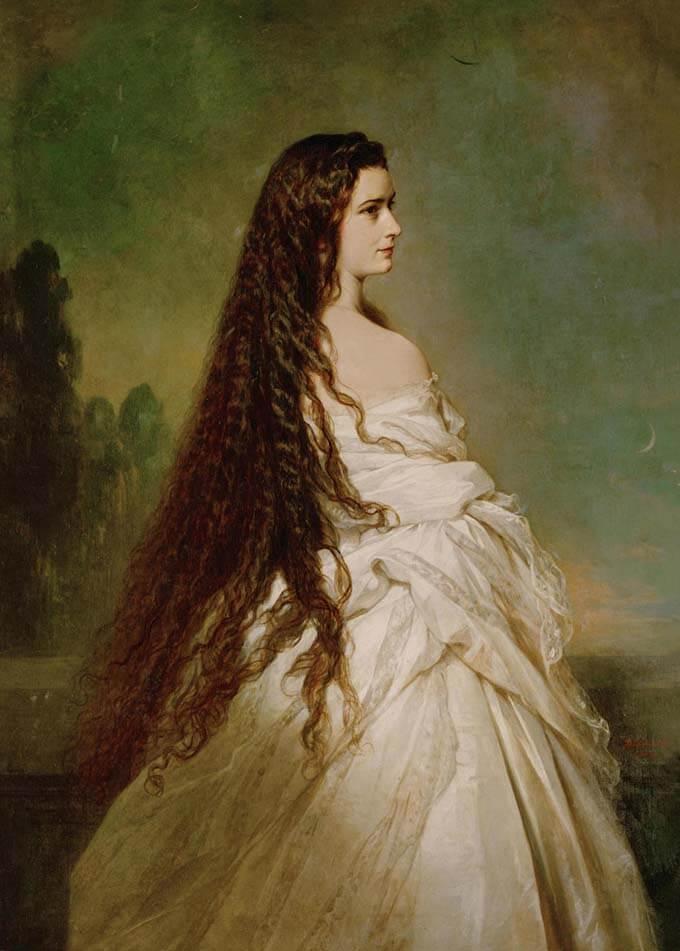 Empress Elisabeth of Austria Beauty Rituals