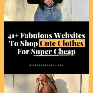 websites to buy cute cheap clothes