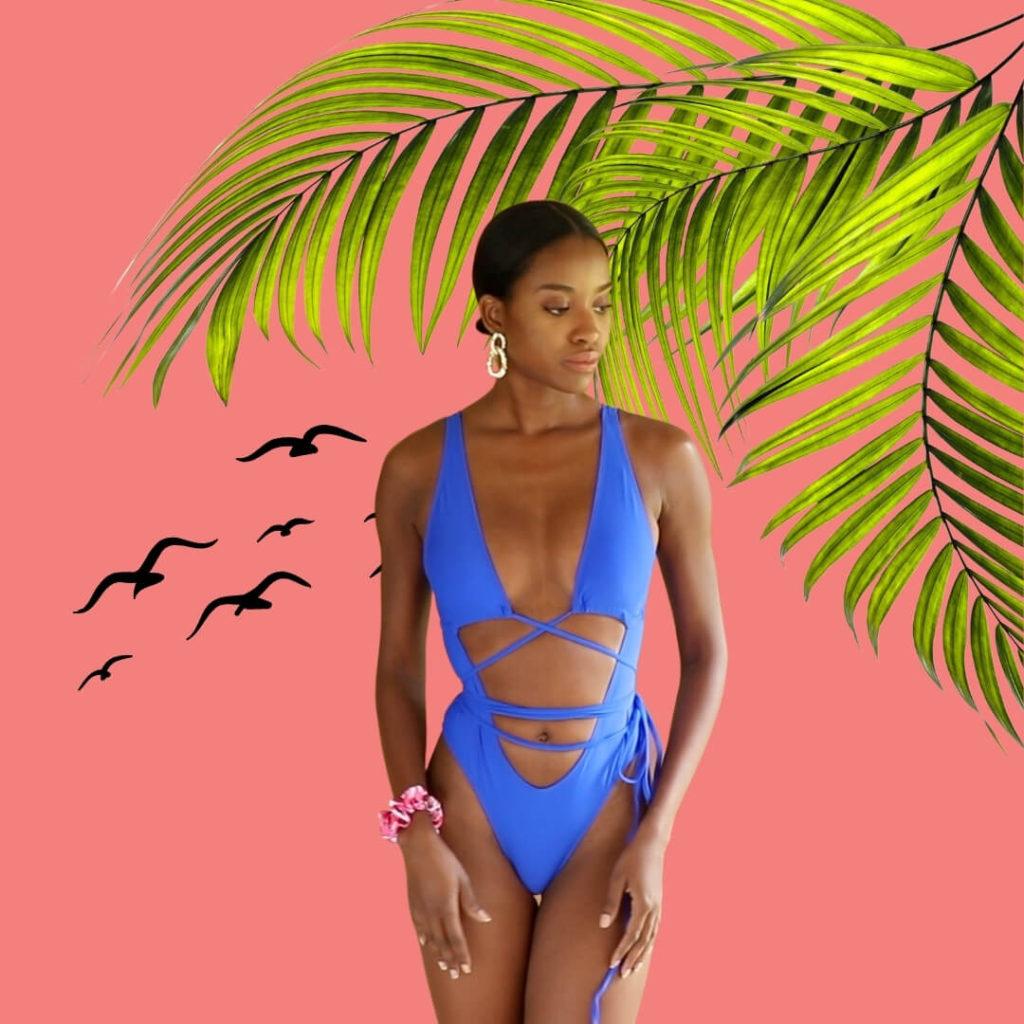 shein one piece swimsuit