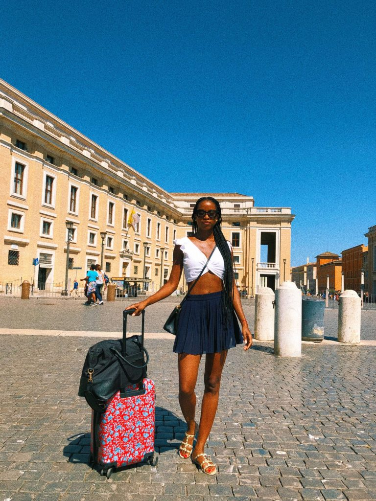 what to pack light for europe