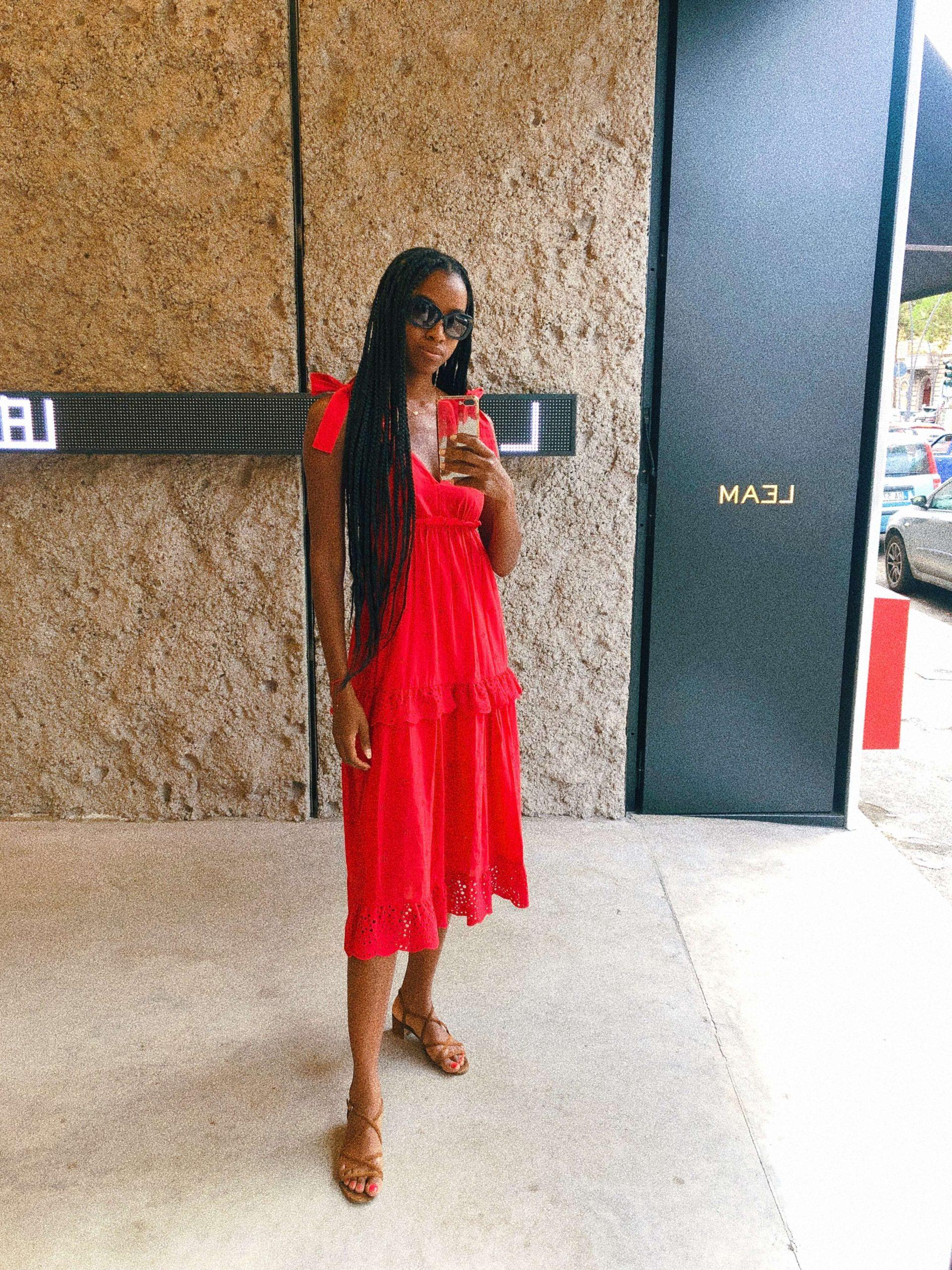 traveling alone as black woman