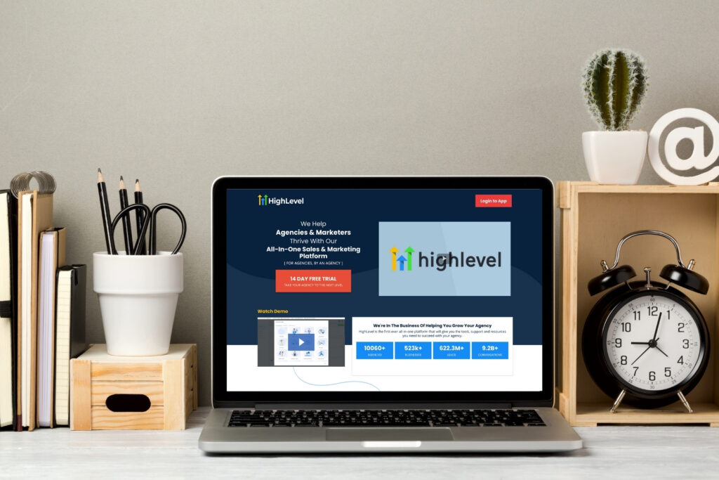 go highlevel review